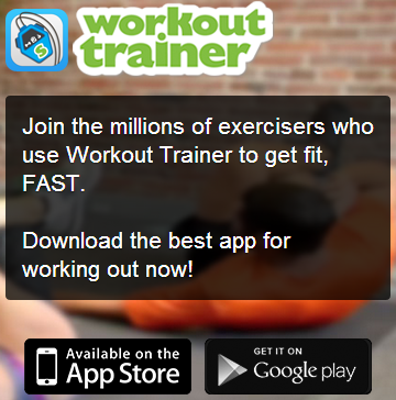 Workout Trainer by Skimble snippet found on the official website